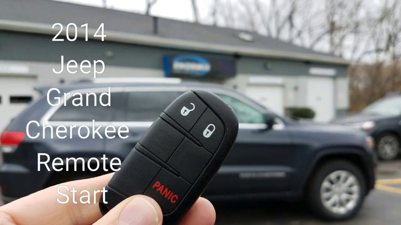 Remote Starter Erie, Pa Jeep Cherokee 2014 2015 2016 2017 ...