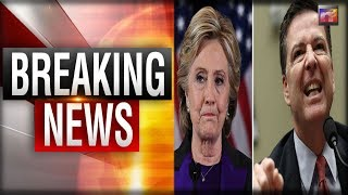 BREAKING: Comey Drops BOMBSHELL About Hillary Email Probe That Just Sent SHOCKWAVES Through DC