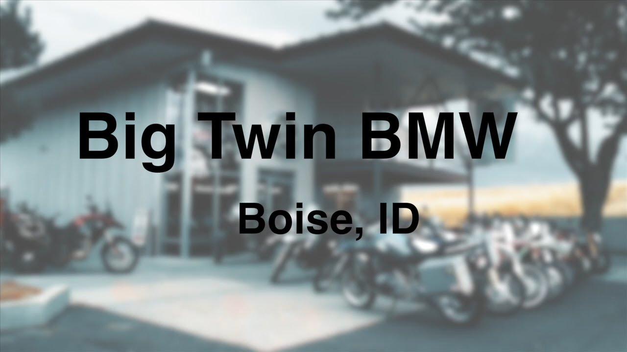 big twin bmw motorcycles idbdr - youtube