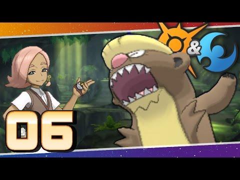 Pokémon Sun and Moon - Episode 6 | Captain Ilima's Trial!