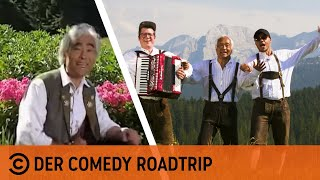 Der Comedy Roadtrip – Jodeln mit Legende Takeo Ischi