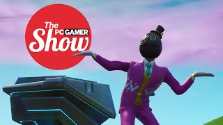 The PC Gamer Show 160: Fortnite and crunch, Apex Legends' longevity, the state of Anthem