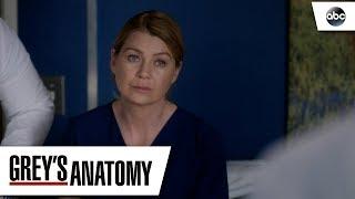 Meredith and Jackson Argue – Grey's Anatomy Season 14 Episode 21