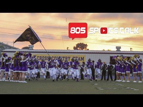 805SportsTalk Ep 28 -Football preview, Ryan Teixeira fighting again, Bill Bertka returns SB County
