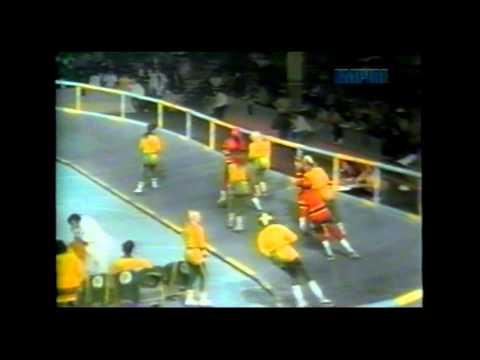 (1973) Roller Derby Chiefs vs Bombers 1st Half
