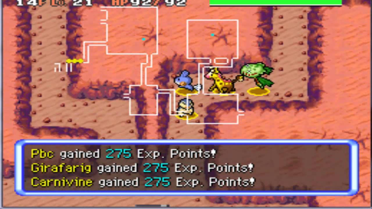 TB24LP's Pokemon Mystery Dungeon Explorers of Sky Walkthrough: Episode 37