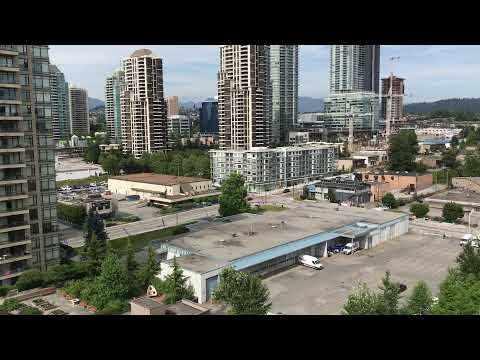 View From 1405-2345 Madison Avenue, Burnaby, BC