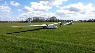 Zweefvliegen Lemelerveld - Overijssel - Netherlands - Glide