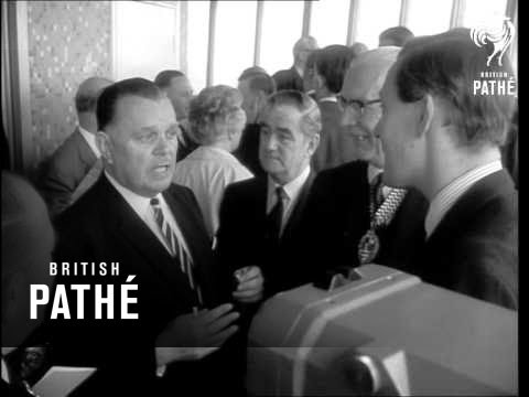 Post Office Tower Opening  (1966)