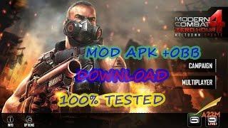 Cara Download Dan Install Modern Combat 4 Gratis