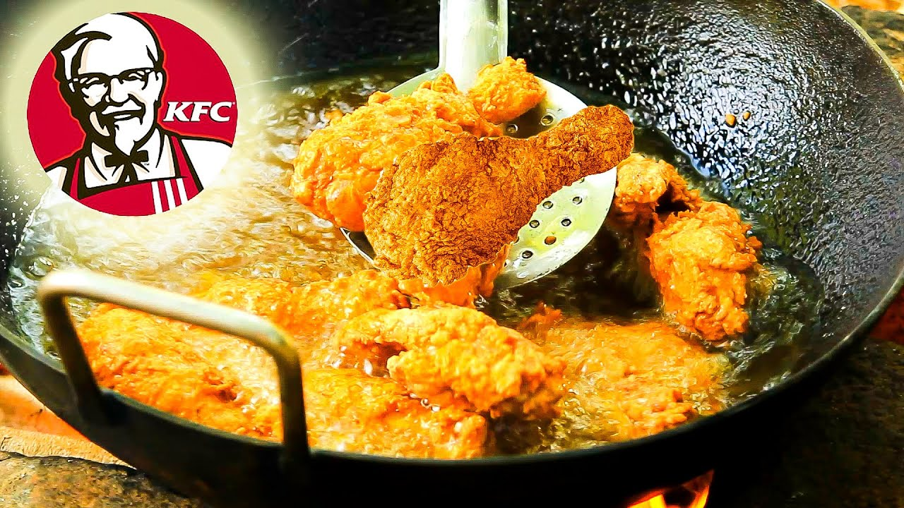 KFC FRIED CHICKEN | Indian Cook | CRISPY YUMMY KFC FRIED CHICKEN