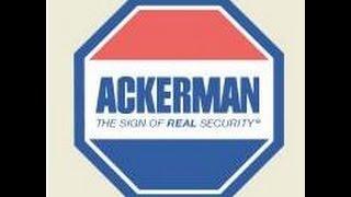 Ackerman Security Systems - REVIEWS - Atlanta Georgia