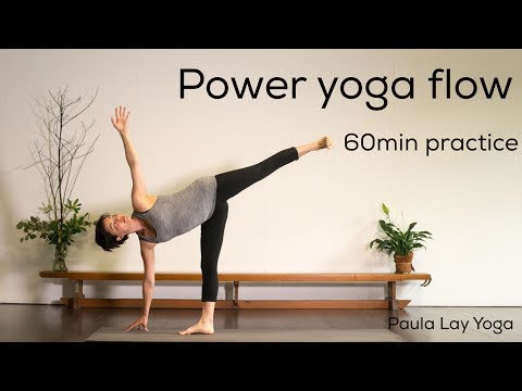 Power yoga flow - 60min practice