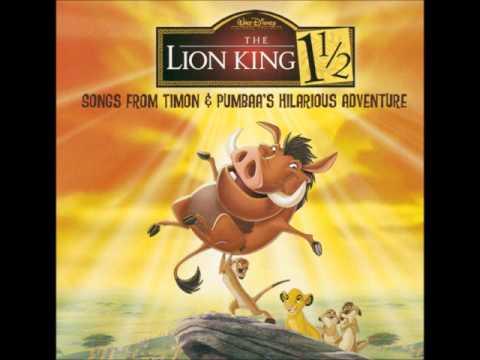 The Lion King 1½ - The Lion Sleeps Tonight