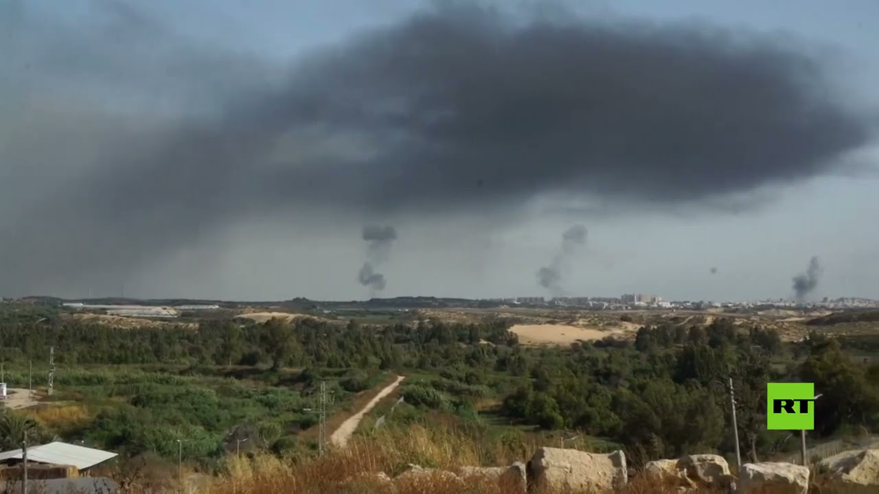 الجيش الإسرائيلي يقصف أهدافا في قطاع غزة  - نشر قبل 10 دقيقة