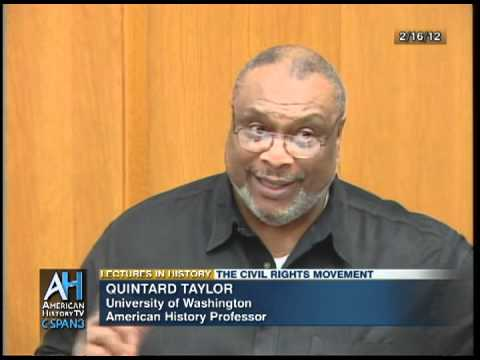 Lectures in History Preview: The Civil Rights Movement