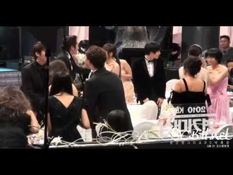 Fancam5   Moon Geun Young   KBS Awards