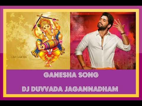 Ganesha Full Song - DJ Duvvada Jagannadham...