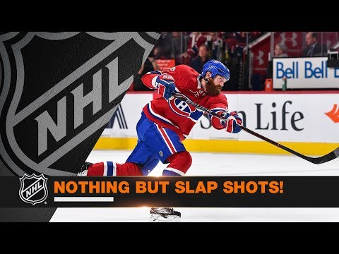 The Best Slap Shot Goals from Week 9
