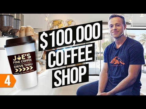 $100K Invested To Start A Coffee Shop (Did It Work?)
