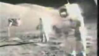 Аполлон-17. Видео хроника. День первый. Часть 1