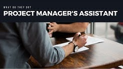 What Is The Role Of A Project Manager Assistant