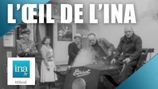 1957 : La voiture qui roule au moteur à eau | Archive INA