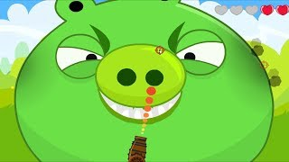 Angry Birds Cannon Collection 1 - BLAST THE BAD PIGGIES!