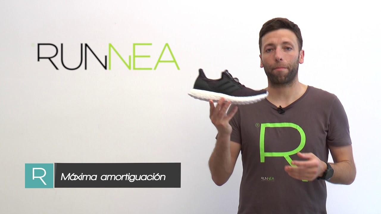 differently 16aef dc158 Adidas Ultra Boost Parley, las zapatillas running fabricadas con botellas  recogidas del océano