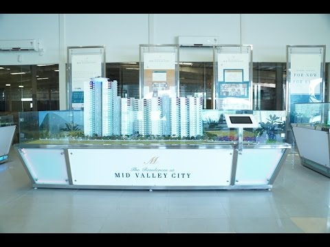 Architectural Model Of LEPL Mid Valley City