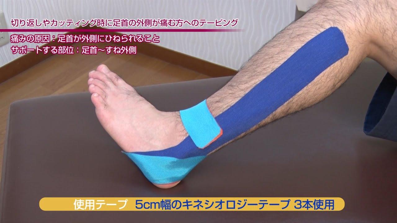 足首 の 外側 が 痛い