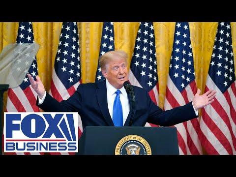 Trump hosts a 'Make America Great Again' event in Virginia