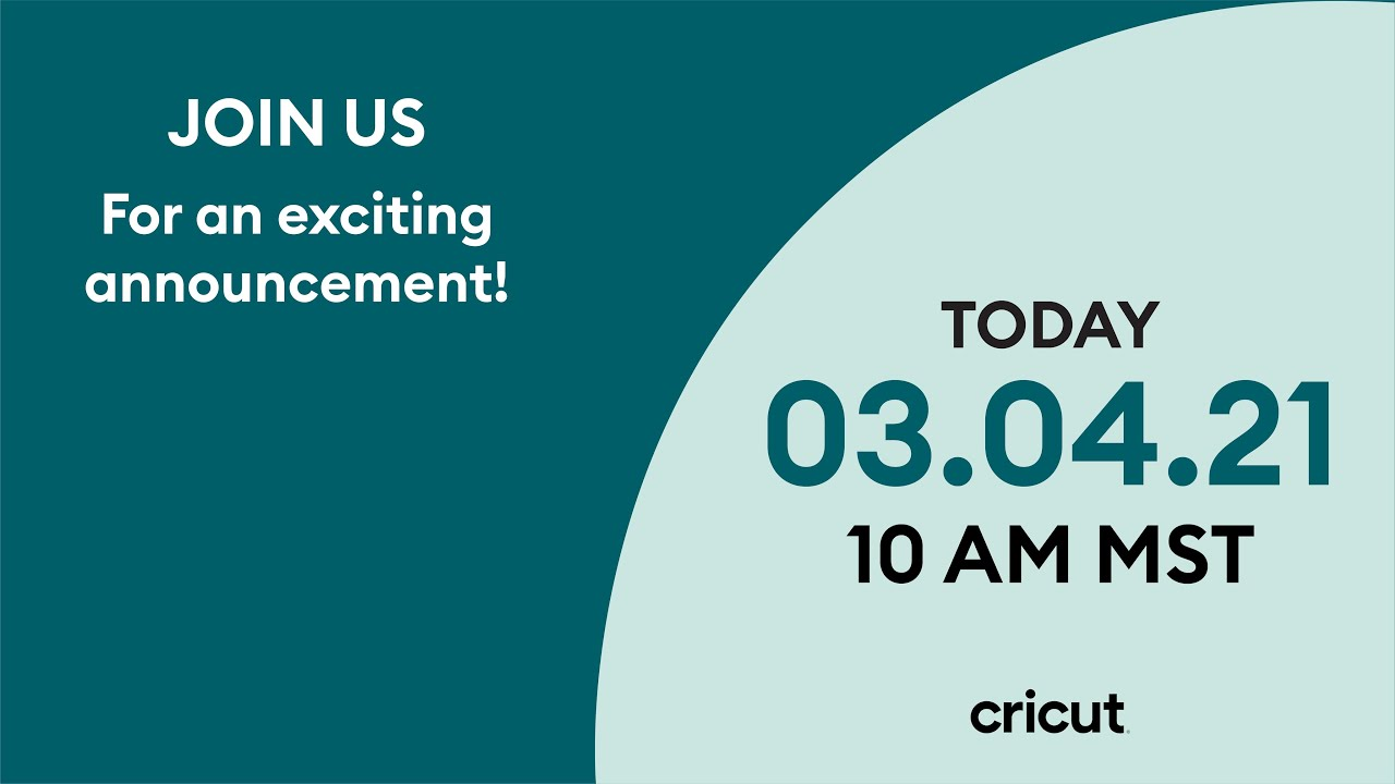 Cricut Mug Press Announcement!
