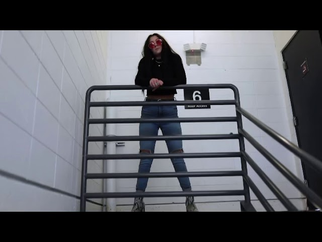 Portrait video shoot   Fashion Videography