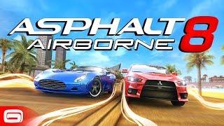 Asphalt 8: Airborne - New Cars, R&D Challenge - Update Trailer