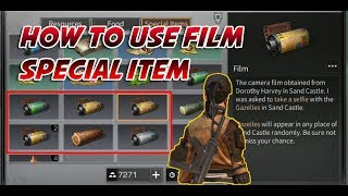 How To Use Film [Special Item] - LifeAfter