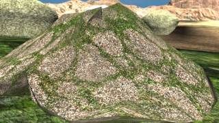 Science - How was soil formed  from rocks (3D animation ) - English