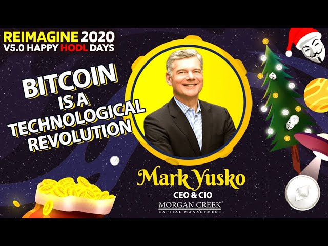 Mark Yusko - Morgan Creek Capital - A Bright Light In A Dark Future