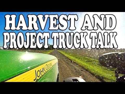 1995 F150 4x4 Project TRUCK  Talk and CORN Harvest 2017