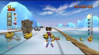 Donkey Kong: Jet Race [Platinum Cup]