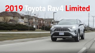 2019 Toyota Rav4 Limited Review - Better, Much better! [4K]