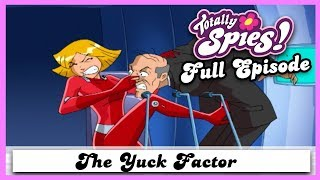 The Yuck Factor | Series 2, Episode 4 | FULL EPISODE | Totally Spies