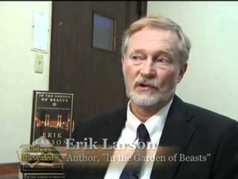 Authors Revealed - Erik Larson