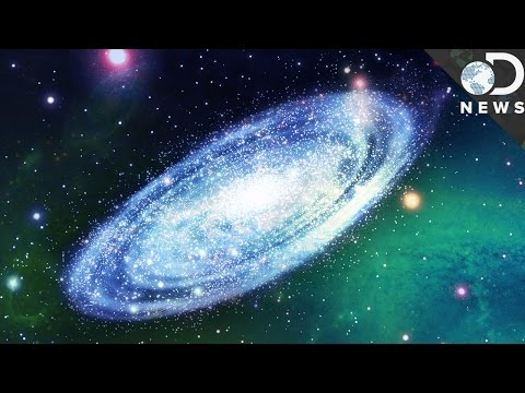 How Does Dark Energy Stretch Our Universe?
