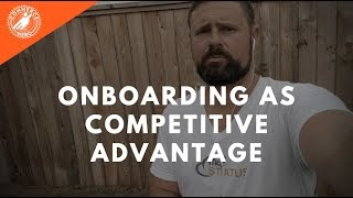 Good Employee Onboarding As A Competitive Advantage for Development Agencies