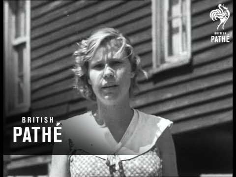 Textile Strike - America (1930-1939)
