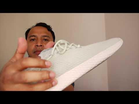 Adidas Pharrel Williams Tennis Hu Review (Indonesia)