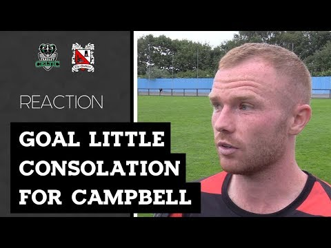 Goal Little Consolation For Campbell