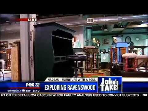 Exploring Ravenswood  Nadeau Furniture