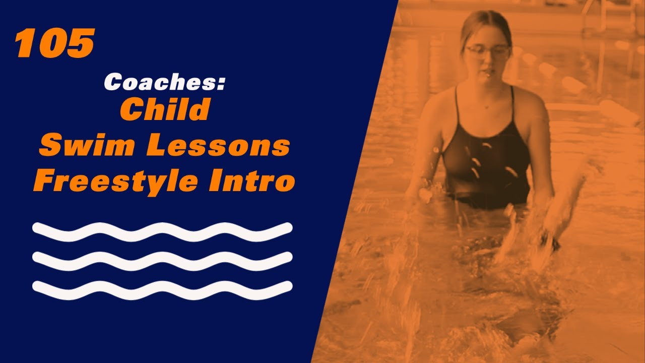 Your Weekly Swim Tip: Introduction to Freestyle